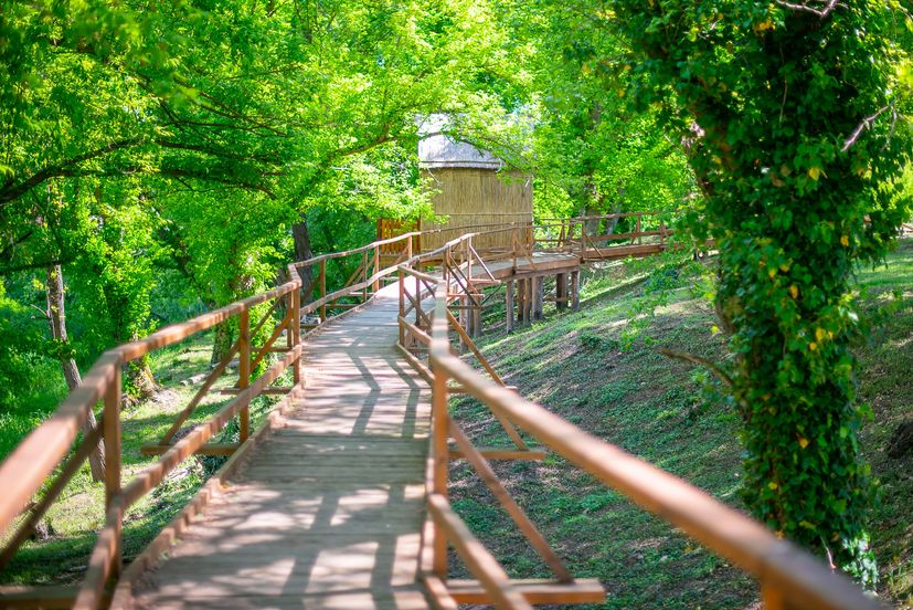 Where Podravina and Slavonia meet drava story