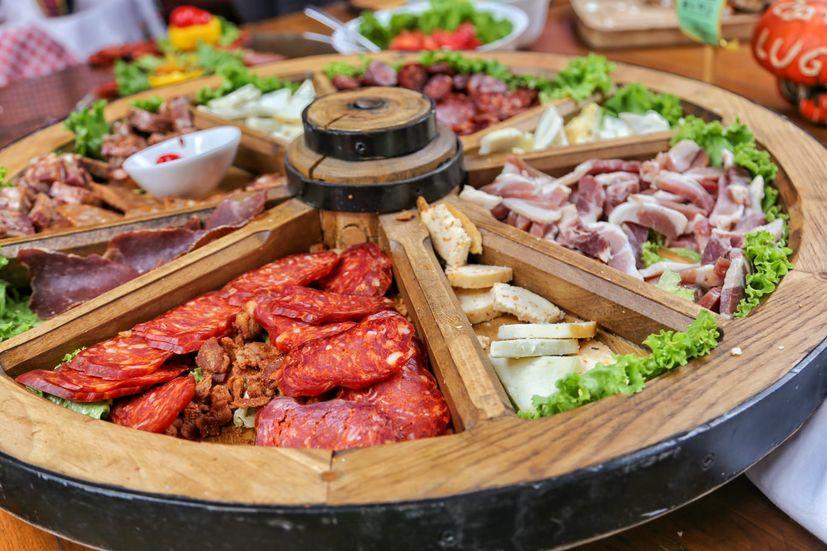Slavonia Pozega food