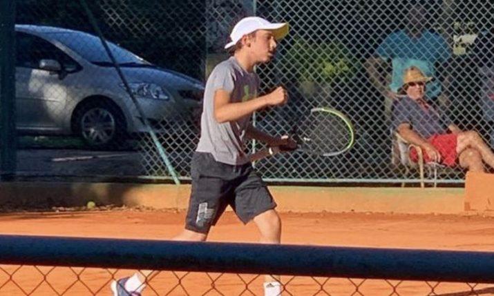 Goran Ivanišević's son wins Croatian tennis tournament his father couldn't win