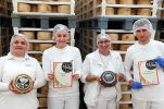 Croatian cheese: Gligora wins more prestigious world awards
