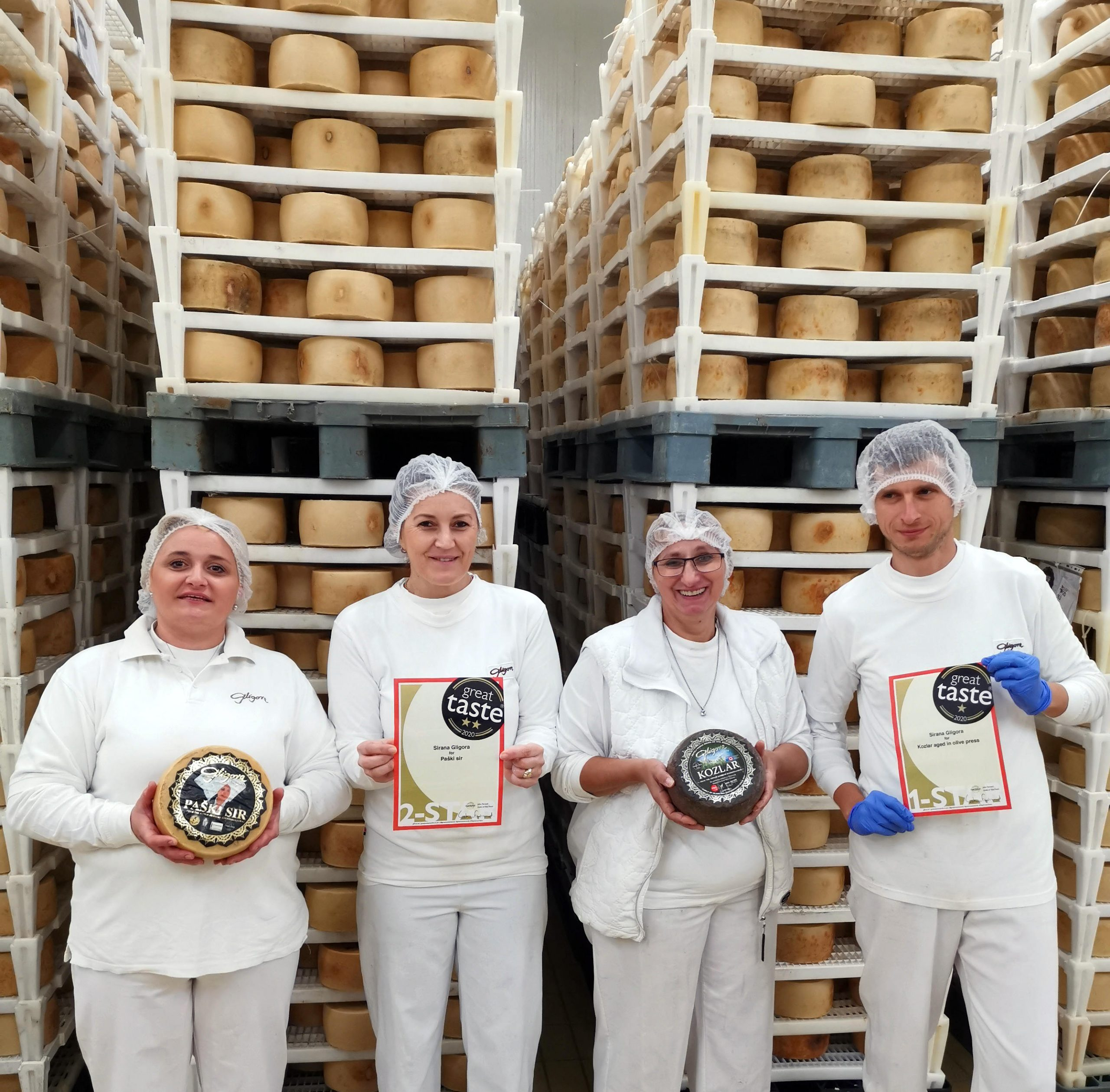 Gligora Cheese Croatia