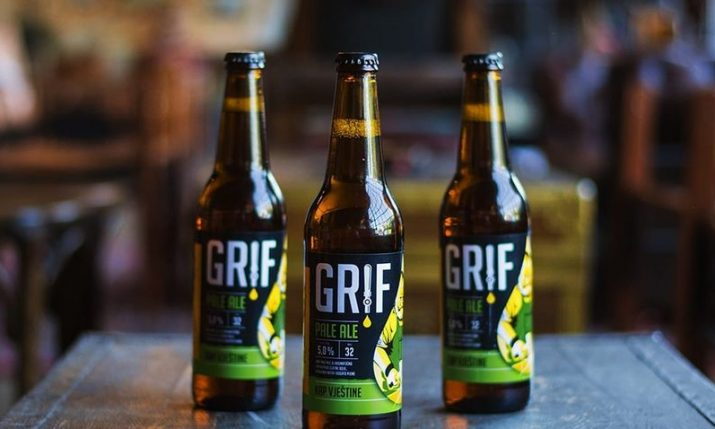 Croatia's Grif wins title of world's best pale golden ale
