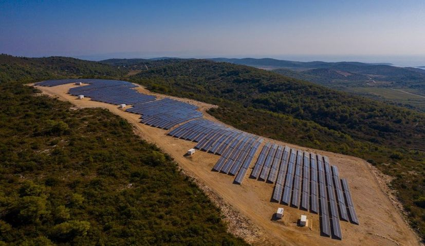 HEP puts into operation largest solar power plant in Croatia