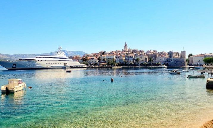 Project to upgrade Puntin breakwater on Korcula island starts