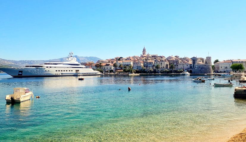 Croatia records better tourism results than Mediterranean competition