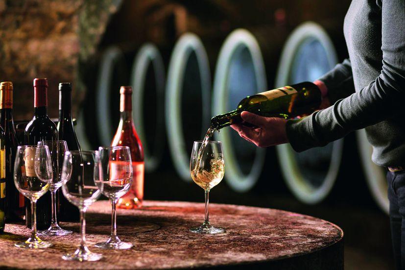 Slavonian wine