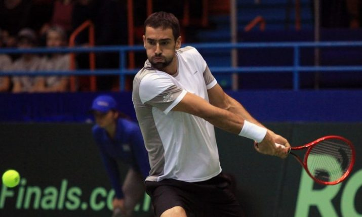 French Open: Marin Čilić and Borna Ćorić out in first round