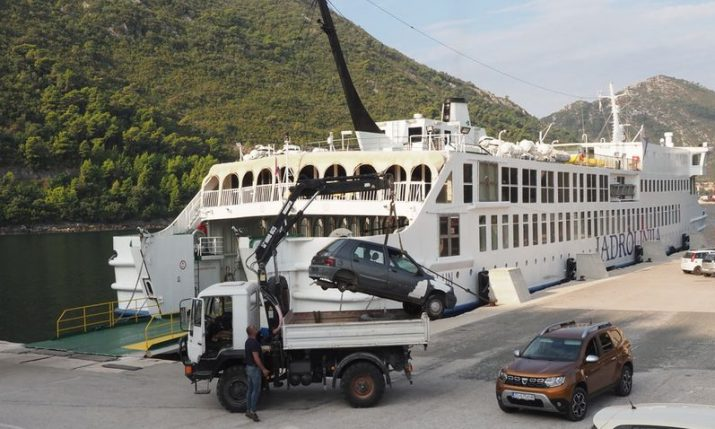 Let's clear Croatia of junk cars: Over 100 removed from Mljet island