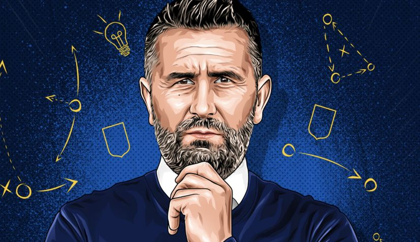 Nenad Bjelica named new NK Osijek coach