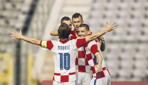 New Croatia home and away football kit
