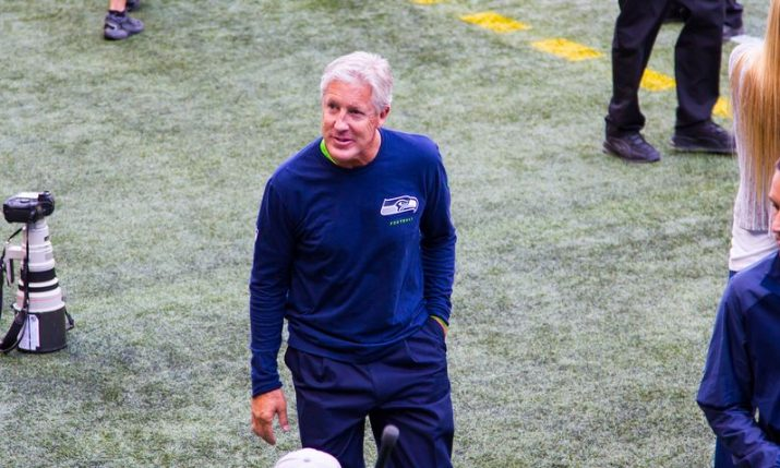 VIDEO: Seattle Seahawks coach Pete Carrol points out his Croatian heritage to journalists