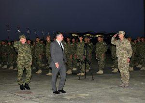 croatian troops home afghanistan