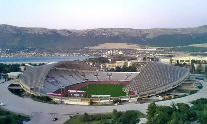 Croatia – Portugal: No fans allowed at Poljud stadium in Split