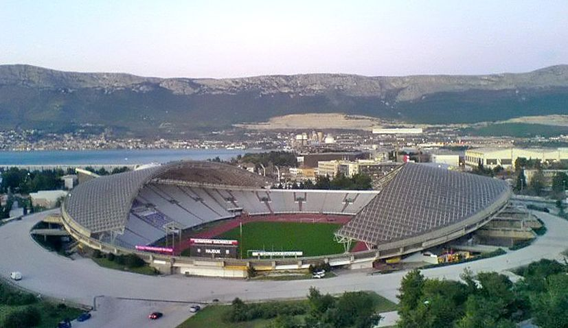 Poljud stadium in Split to host Croatia and Portugal Nations League match