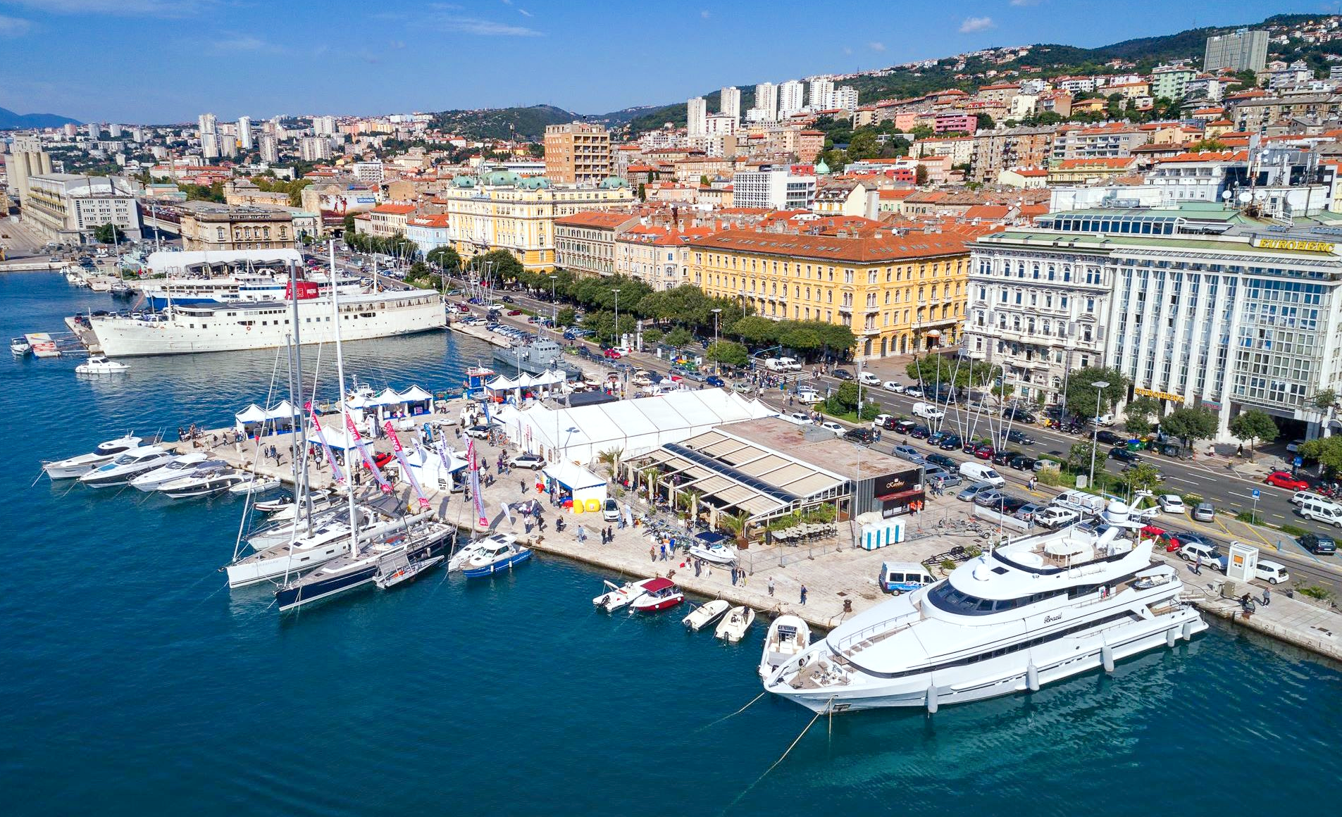Rijeka European Parliament endorses extending European Culture Capital status