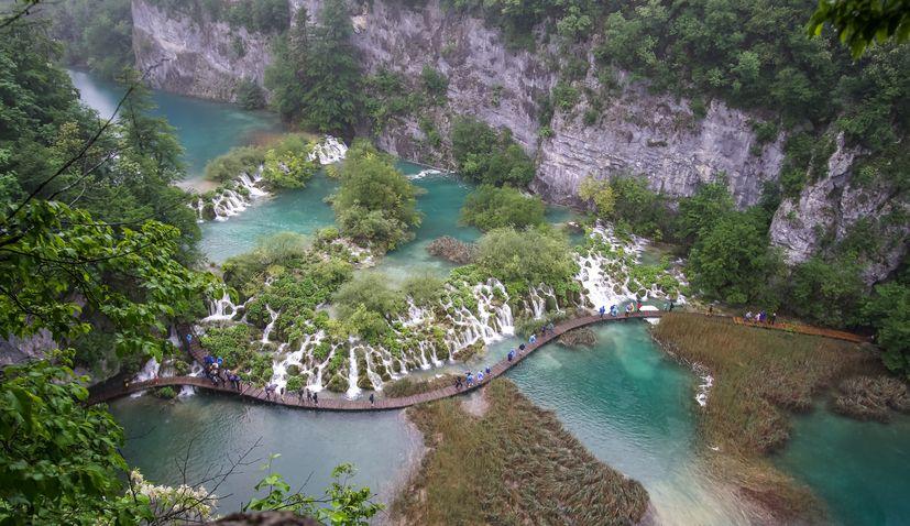 Tjedan odmora vrijedan Pltivice Lakes