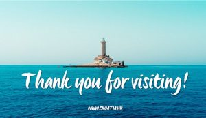Croatian Tourist Board campaign