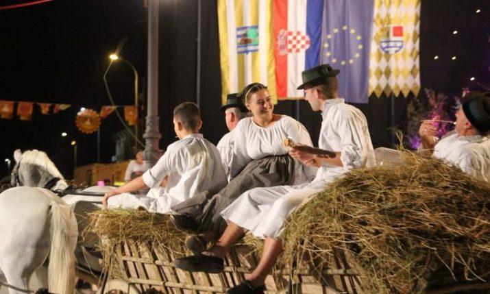 Vinkovačke jeseni: Vinkovci becomes centre of traditional Croatian culture as autumn festival opens