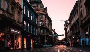 Zagreb property market
