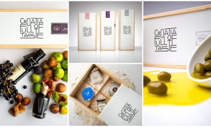 Croatia Full of Taste: Croatian products in a box