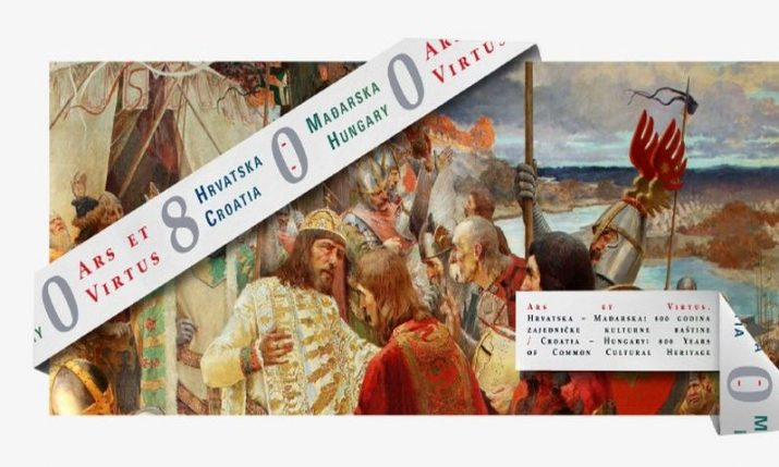 Exhibition on Croatian and Hungarian cultural heritage  in Zagreb