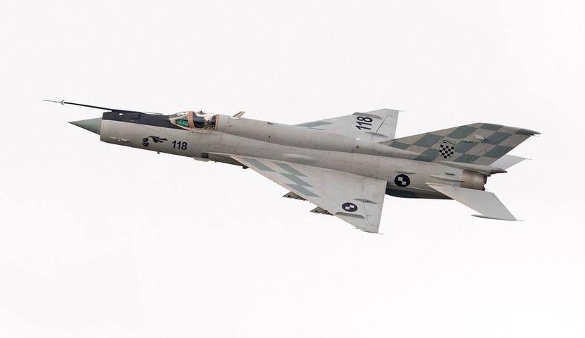 Croatian fighter jet purchase: Delegation to visit all bidders
