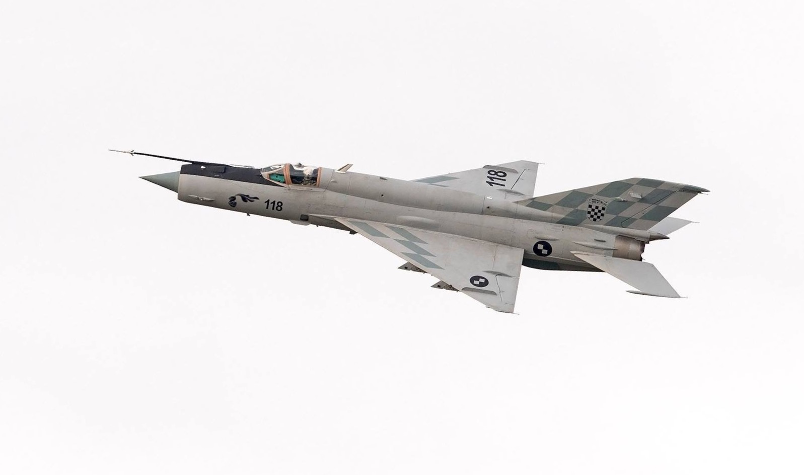 Fighter jet purchase croatia