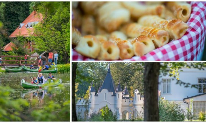 Beauties of Croatia: Where Podravina and Slavonia meet