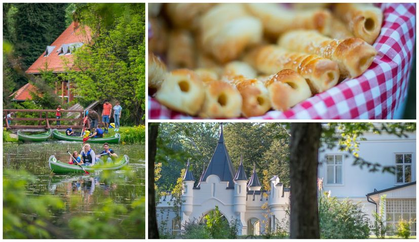 Beauties of Croatia: Where Podravina and Slavonia meet