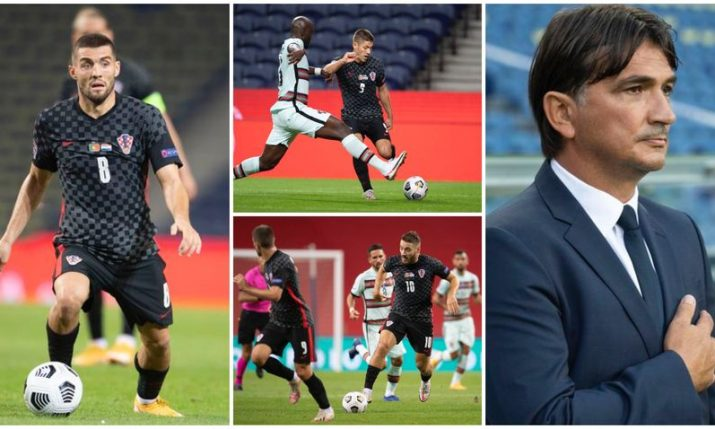 """Croatia players and coach react to loss: """"This was not acceptable"""""""