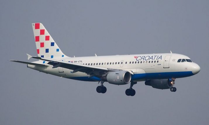 Number of passengers at Croatian airports in first seven months of 2020 down 82.2%