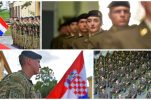 Croatian Army: 18th generation of cadets take oath