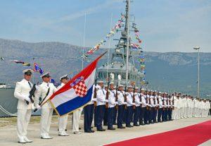 croatian navy 29 years