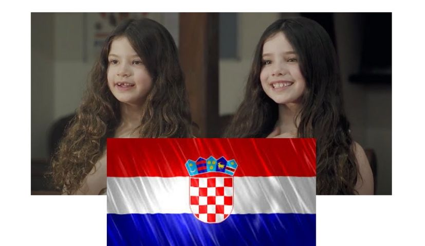 VIDEO: Teaching my girls the Croatian national anthem, one year on