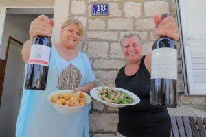 Croatian wine - Dubrovnik