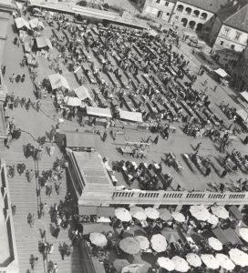 Zagreb Dolac markets