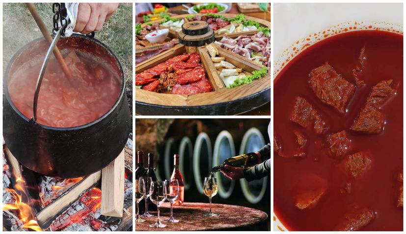 Požega-Slavonia County Cuisine: From the traditional to the modern