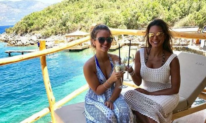 Actress Eva LaRue back in Croatia: 'One of my favorite countries!'