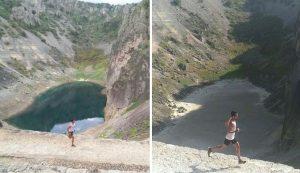 Blue Lake Imotski