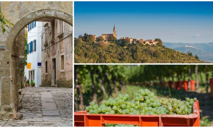 Travelling to Istria? Three spots worth visiting