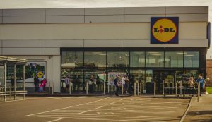 Lidl selling Croatian products