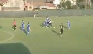 Diego Maradona goal Croatian league