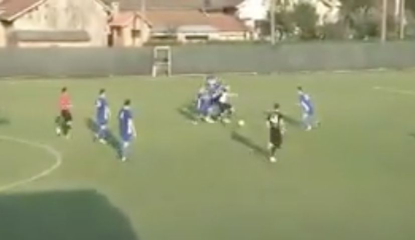 VIDEO: Croatian league player scores Diego Maradona-esq goal of the century