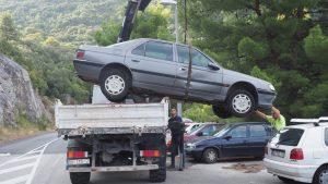 Car clean up Mljet