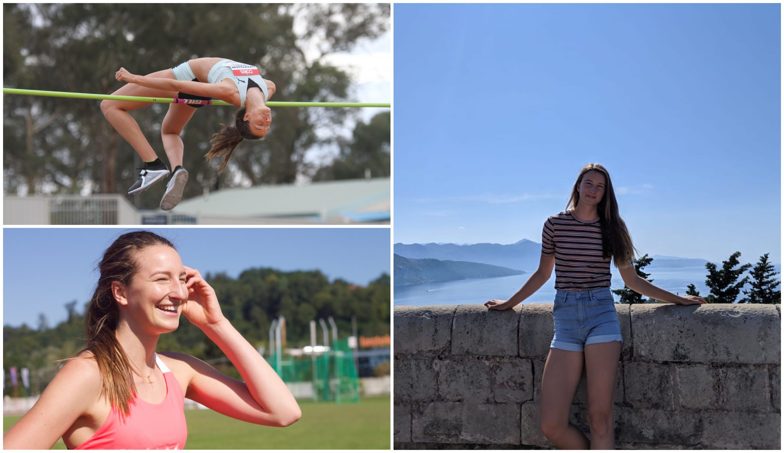 Nicola McDermott – the Australian high jump star with Croatian roots – excited to be competing in Zagreb