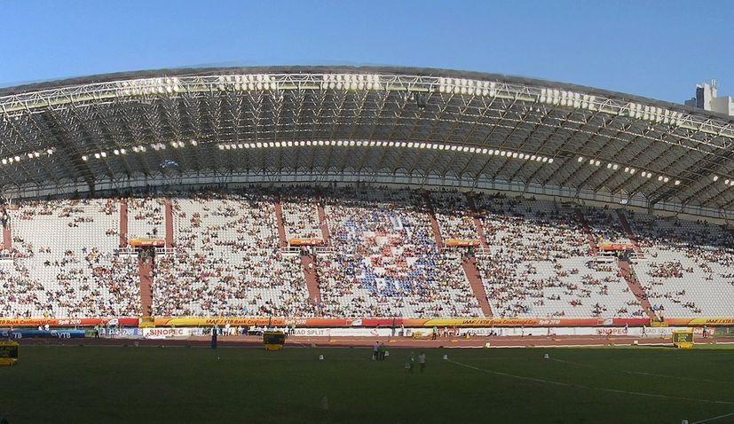 Croatia to play Slovenia at Poljud stadium in Split
