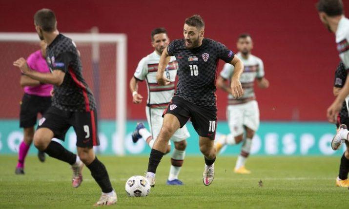 Latest FIFA Rankings: Croatia 8th in the world