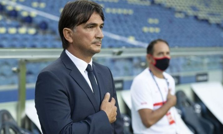 Dalić: 'Great 43 minutes then two-minute blackout'