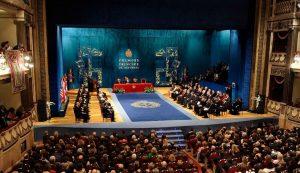 Princess of Asturias Award ceremony