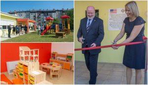 Kindergarten in Sisak